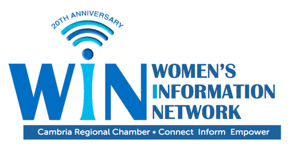 Women's Information Network WIN Cambria Regional Chamber