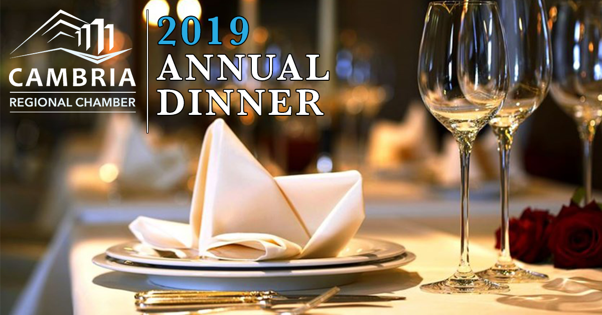 2019 Chamber Annual Dinner